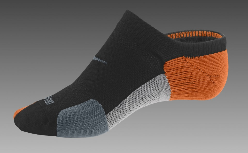 Nike Dri-FIT Elite No-Show running sock