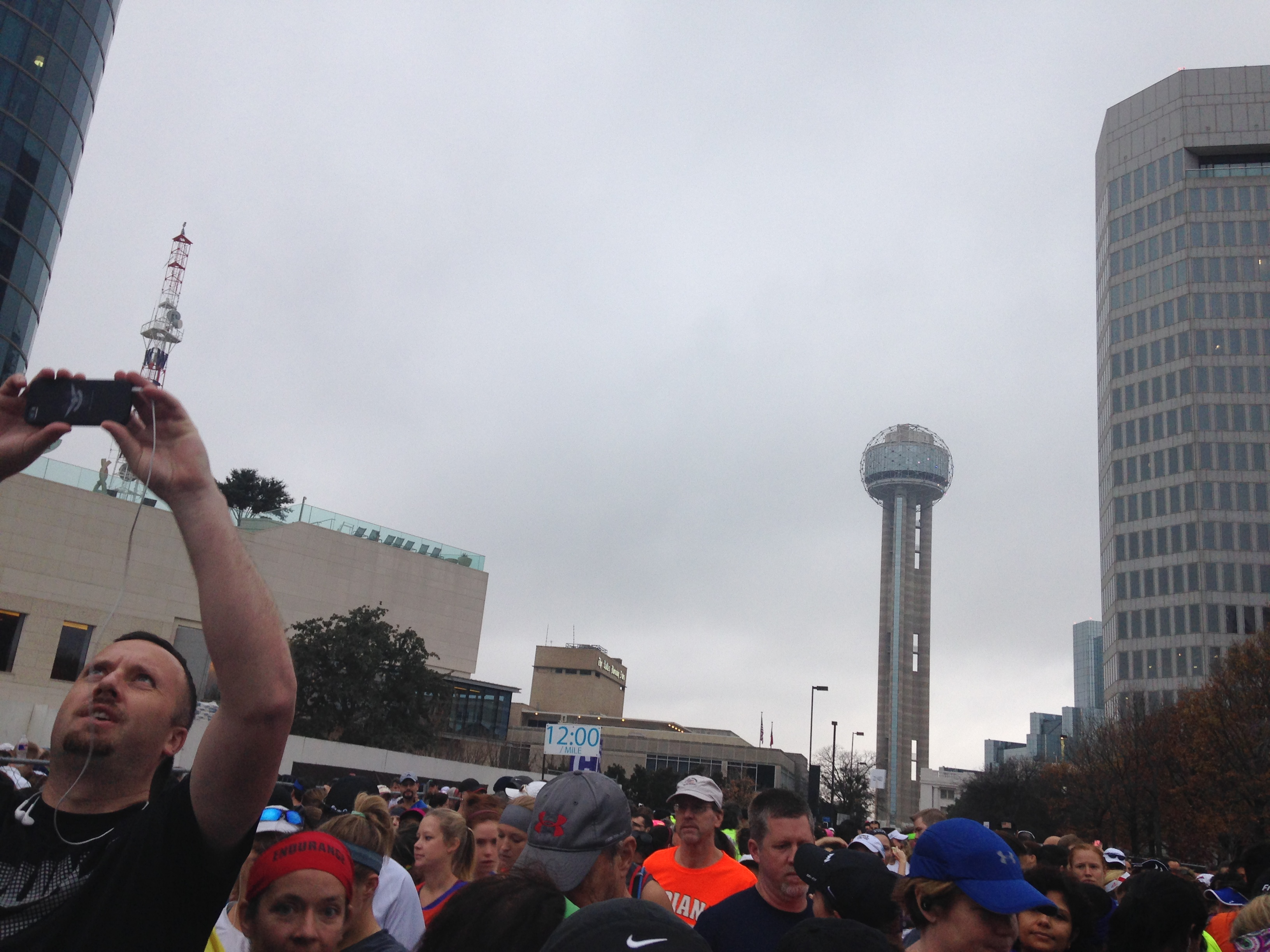2014 Dallas Marathon